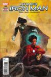 Infamous Iron Man #9 comic books for sale