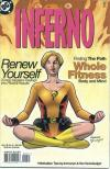 Inferno #4 comic books for sale
