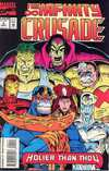 Infinity Crusade #4 comic books - cover scans photos Infinity Crusade #4 comic books - covers, picture gallery