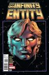 Infinity Entity #4 comic books for sale