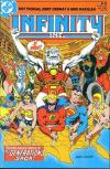 Infinity Inc. #10 comic books for sale