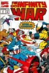 Infinity War #2 comic books for sale