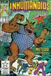 Inhumanoids #4 Comic Books - Covers, Scans, Photos  in Inhumanoids Comic Books - Covers, Scans, Gallery