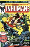 Inhumans #1 Comic Books - Covers, Scans, Photos  in Inhumans Comic Books - Covers, Scans, Gallery