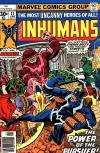 Inhumans #11 comic books for sale