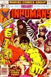 Inhumans #12 comic books for sale