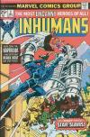 Inhumans #2 comic books for sale