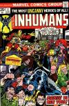 Inhumans #3 comic books for sale