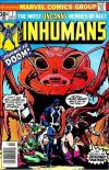 Inhumans #7 comic books for sale