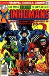 Inhumans #8 comic books - cover scans photos Inhumans #8 comic books - covers, picture gallery