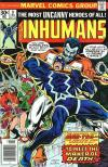 Inhumans #9 comic books - cover scans photos Inhumans #9 comic books - covers, picture gallery