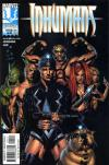 Inhumans #4 comic books - cover scans photos Inhumans #4 comic books - covers, picture gallery