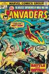 Invaders comic books