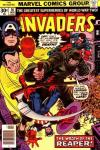 Invaders #10 comic books - cover scans photos Invaders #10 comic books - covers, picture gallery