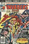 Invaders #12 comic books - cover scans photos Invaders #12 comic books - covers, picture gallery