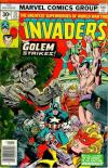 Invaders #13 comic books - cover scans photos Invaders #13 comic books - covers, picture gallery