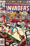 Invaders #14 comic books - cover scans photos Invaders #14 comic books - covers, picture gallery