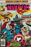 Invaders #15 comic books - cover scans photos Invaders #15 comic books - covers, picture gallery