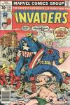 Invaders #16 comic books - cover scans photos Invaders #16 comic books - covers, picture gallery
