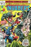 Invaders #18 comic books - cover scans photos Invaders #18 comic books - covers, picture gallery