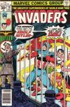 Invaders #19 comic books - cover scans photos Invaders #19 comic books - covers, picture gallery