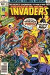 Invaders #21 Comic Books - Covers, Scans, Photos  in Invaders Comic Books - Covers, Scans, Gallery