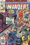 Invaders #27 comic books - cover scans photos Invaders #27 comic books - covers, picture gallery