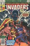Invaders #29 comic books - cover scans photos Invaders #29 comic books - covers, picture gallery
