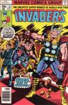 Invaders #32 comic books - cover scans photos Invaders #32 comic books - covers, picture gallery