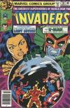 Invaders #38 comic books - cover scans photos Invaders #38 comic books - covers, picture gallery