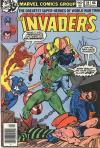 Invaders #39 comic books - cover scans photos Invaders #39 comic books - covers, picture gallery