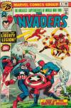 Invaders #6 comic books - cover scans photos Invaders #6 comic books - covers, picture gallery