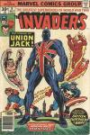 Invaders #8 comic books for sale