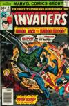 Invaders #9 comic books - cover scans photos Invaders #9 comic books - covers, picture gallery