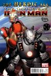 Invincible Iron Man #27 comic books - cover scans photos Invincible Iron Man #27 comic books - covers, picture gallery