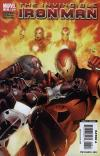 Invincible Iron Man #6 Comic Books - Covers, Scans, Photos  in Invincible Iron Man Comic Books - Covers, Scans, Gallery