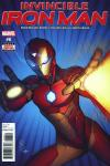 Invincible Iron Man #6 comic books for sale