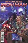 Invincible Iron Man #8 comic books for sale