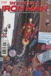 Invincible Iron Man #9 comic books for sale