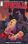 Invincible #24 Comic Books - Covers, Scans, Photos  in Invincible Comic Books - Covers, Scans, Gallery