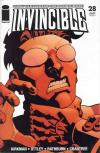 Invincible #28 Comic Books - Covers, Scans, Photos  in Invincible Comic Books - Covers, Scans, Gallery