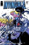 Invincible #37 comic books - cover scans photos Invincible #37 comic books - covers, picture gallery