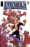 Invincible #40 comic books - cover scans photos Invincible #40 comic books - covers, picture gallery