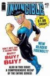 Invincible #42 Comic Books - Covers, Scans, Photos  in Invincible Comic Books - Covers, Scans, Gallery