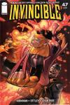Invincible #47 comic books - cover scans photos Invincible #47 comic books - covers, picture gallery