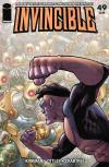 Invincible #49 comic books for sale