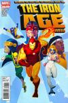 Iron Age: Omega #1 comic books for sale