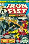 Iron Fist #1 Comic Books - Covers, Scans, Photos  in Iron Fist Comic Books - Covers, Scans, Gallery