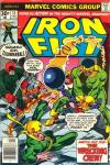 Iron Fist #11 comic books - cover scans photos Iron Fist #11 comic books - covers, picture gallery