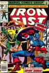 Iron Fist #12 comic books - cover scans photos Iron Fist #12 comic books - covers, picture gallery